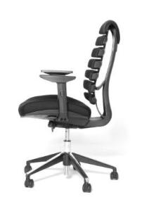 ruggengraad bureaustoel